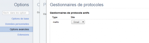 Chrome Gmail