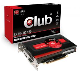 Club3D HD 7850