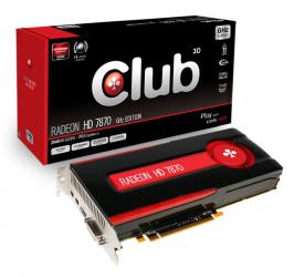 Club3D HD 7870