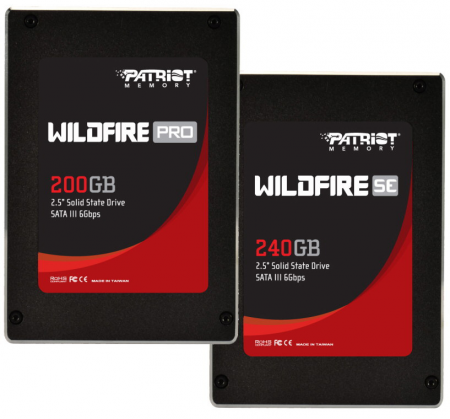 PAtriot Wildfire Pro SE