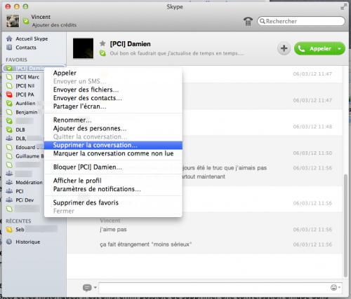 Skype 5 6 pour mac ajoute le plein cran et d 39 autres for Plein ecran photo mac