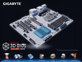Gigabyte 3D Bios Z77 H77 B75