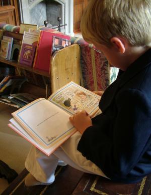 Enfant livre