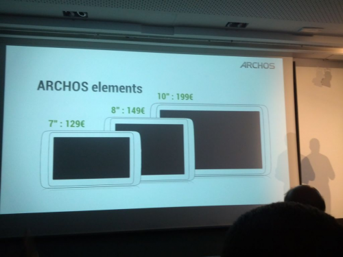 Archos element (archos lounge)