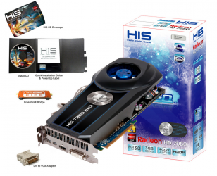 HIS HD 7950 IceQ