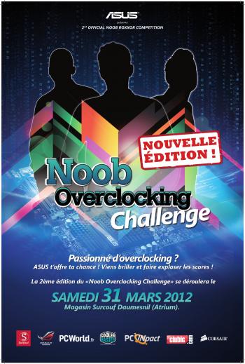 N00b Overclocking Challenge 2012