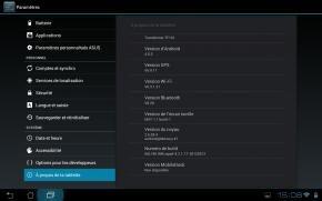 Transformer mise à jour 9.2.1.17