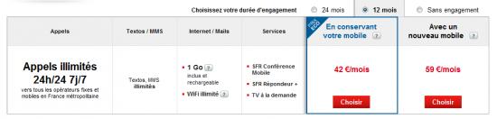 SFR Carre web edition spéciale 24/24