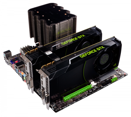 GeForce GTX 680 NVIDIA Slides