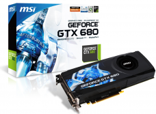 Asus GeForce GTX 680