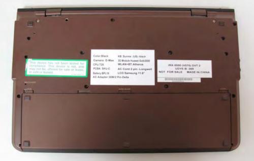 Chromebook Sony