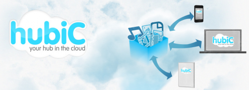 Hubic 100 Go gratuit CloudNAS
