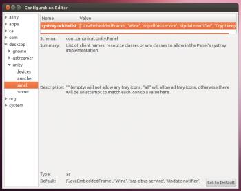 EncFS Ubuntu Dconf editor