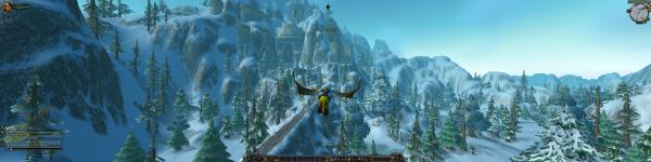World of Warcraft NVIDIA Surround