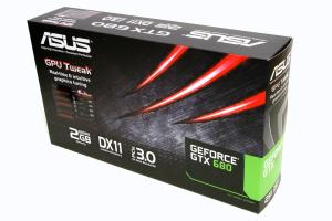 GeForce GTX 680 Asus