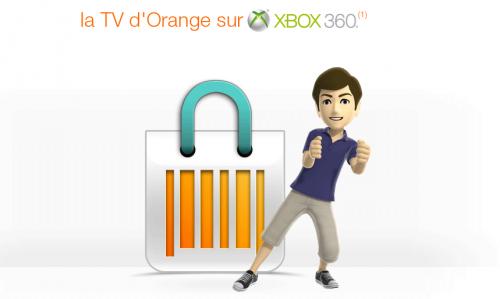 TV Orange Kinect