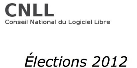 CNLL candidats présidentielle 2012