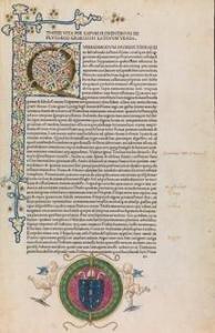 vatican ouvrage ancien numérisation oxford