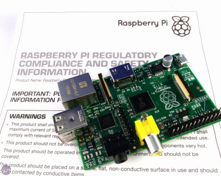 Rabperry Pi bit-tech