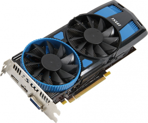 MSI HD 7770 Power Edition 1GD5