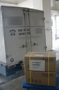 Trinity Shipment