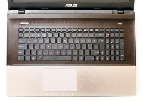 ASUS K75VM clavier