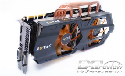 Zotac GTX 680 AMP! Edition