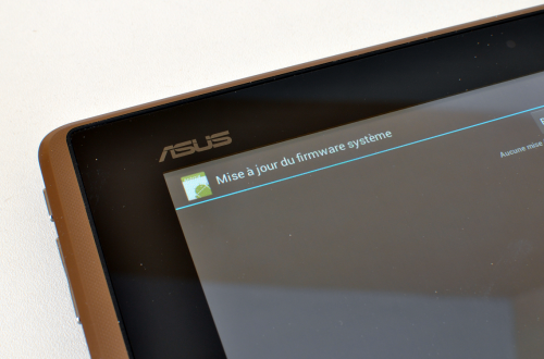 ASUS TF101 mise a jour