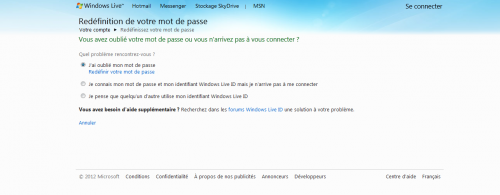 temper data live hotmail faille