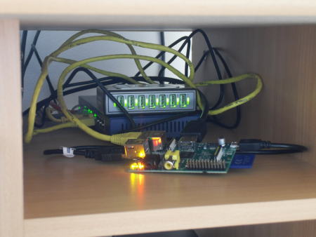 Raspberry Pi journal du geek
