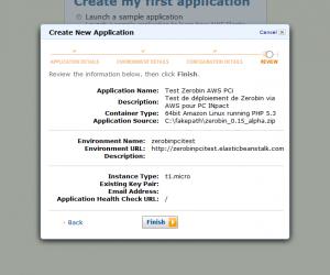 Amazon AWS Elastic Beanstalk