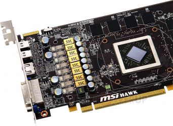 MSI HD 7870 Hawk TechPowerUP!