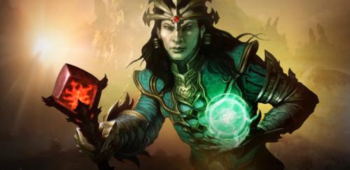 Diablo III Sorcier