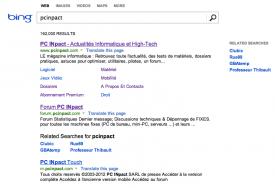Bing nouveau 2 mai 2012