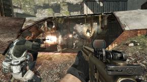 Call of Duty : Modern Warfare 3 Face off