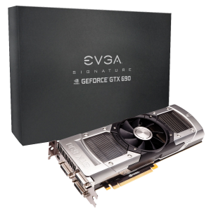 GeForce GTX 690 Signature EVGA