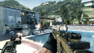 Call of Duty : Modern Warfare 3 Face off