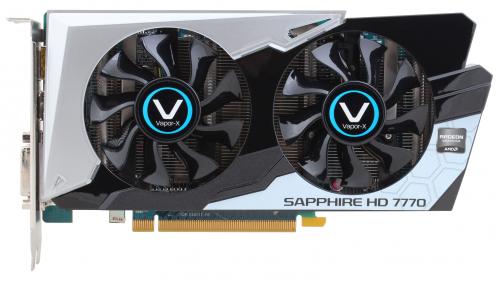 Sapphire Radeon HD7770 Vapor-X