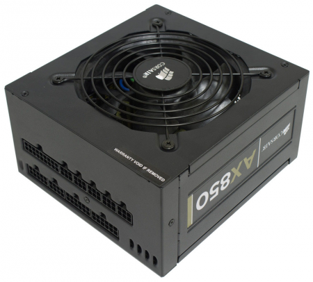 alimentation Corsair AX 850 X-bil labs