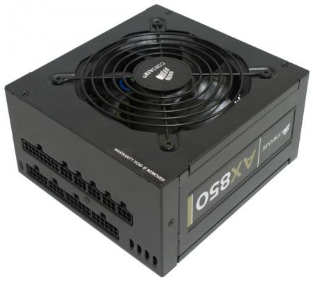 alimentation Corsair AX 850 X-bil labs