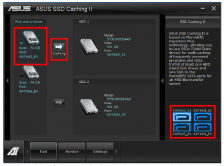 Asus SSD Caching II