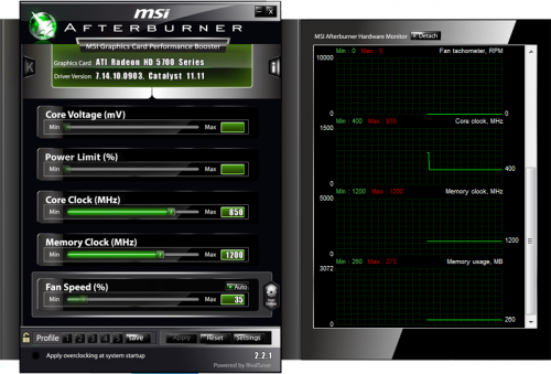 MSI Afterburner 2.2.1