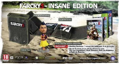 Far Cry 3 Insane Edition