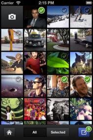 Facebook Camera iOS
