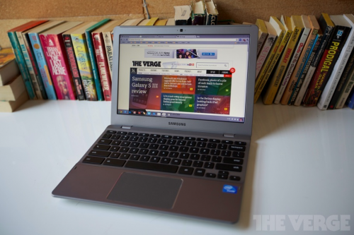 Chromebook (the Verge)