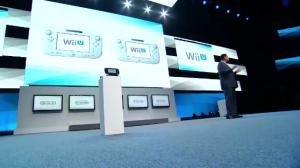 Nintendo Wii U conference E3