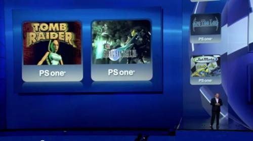 Conference Sony E3 2012