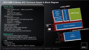 AMD APU E-1-1200