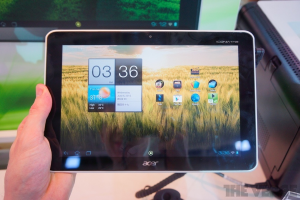 Acer Iconia Tab A210 (The Verge)