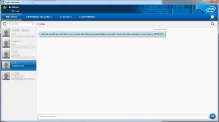 Intel Teleport Extender